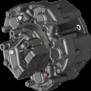 Гидромоторы нерегулируемые серии S