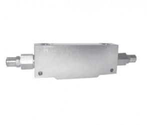 Тормозной клапан двухлинейный двухсторонний  (WBCDELU)
