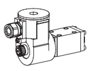 Клапан золотниковый с электромагнитным управлением, взрывозащищенный EEx d II C