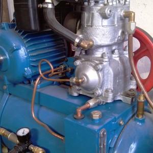 Система смазки компрессоров