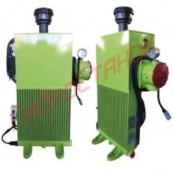 Теплообменники гидравлические для автобетоносмесителей (бетоновозов) FLJ12