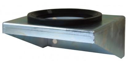 Кронштейн монтажный для гидроаккумуляторов AS10…55 - MA150-CP