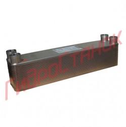 Водяной пластинчатый теплообменник M25-50